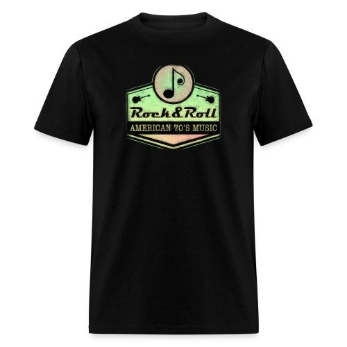 Rock&roll American - Men's T-Shirt