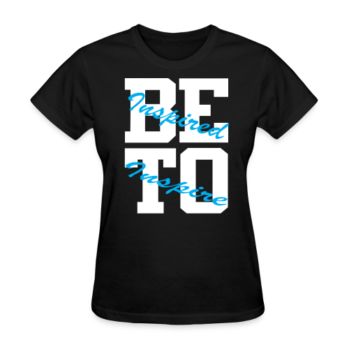 Be Inspired T-Shirt 2 - Women's T-Shirt