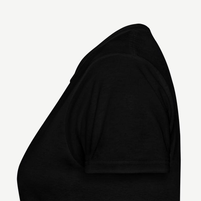 Future HBCU Grad - Women's Ivory and Black T-shirt