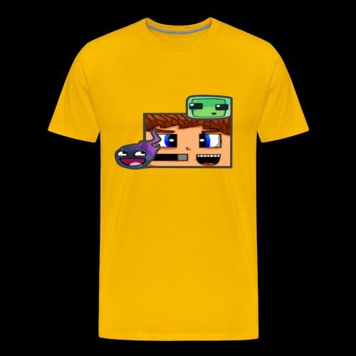 Mens FxP Logo - Men's Premium T-Shirt