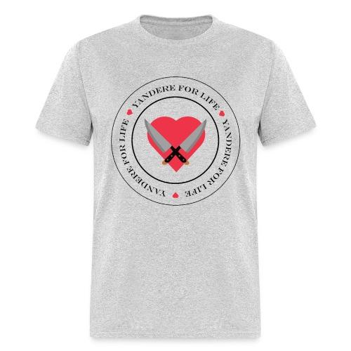 Yandere for Life - Men's T-Shirt