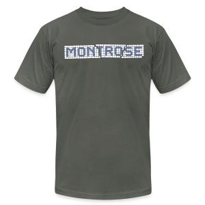Montrose Tile - Men's Fine Jersey T-Shirt