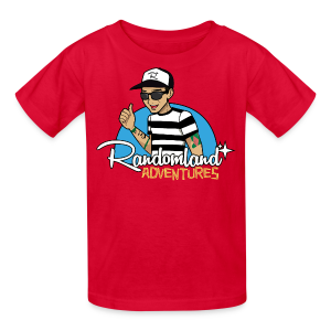 Kids Randomland Adventure Shirt! - Kids' T-Shirt