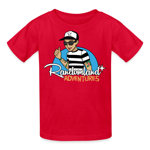 Kids Randomland Adventure Shirt! - Kids' T-Shirt