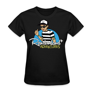 Women's Randomland Adventures shirt! - Women's T-Shirt