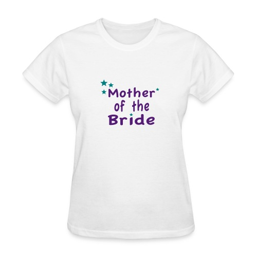 Mother of the Bride - Women's T-Shirt