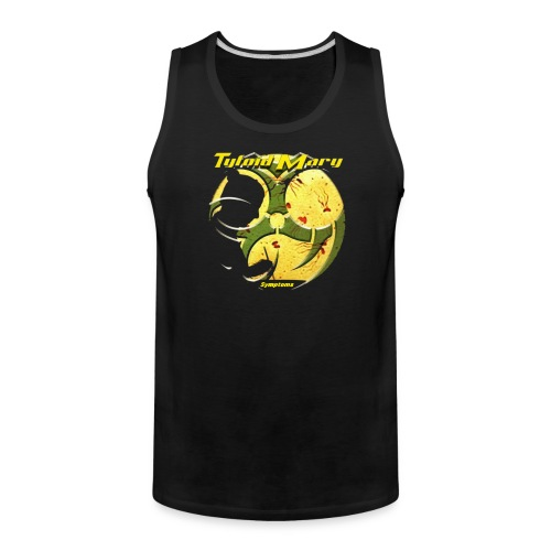 Tyfoid Mary Symptoms - Men's Tank - Men's Premium Tank