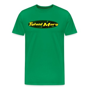 Tyfoid Mary Logo - Mens - Men's Premium T-Shirt