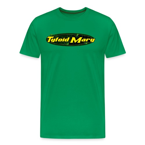 Tyfoid Mary Logo - Mens - Men's Premium T-Shirt