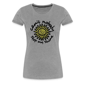 Shine On - Women's Premium T-Shirt