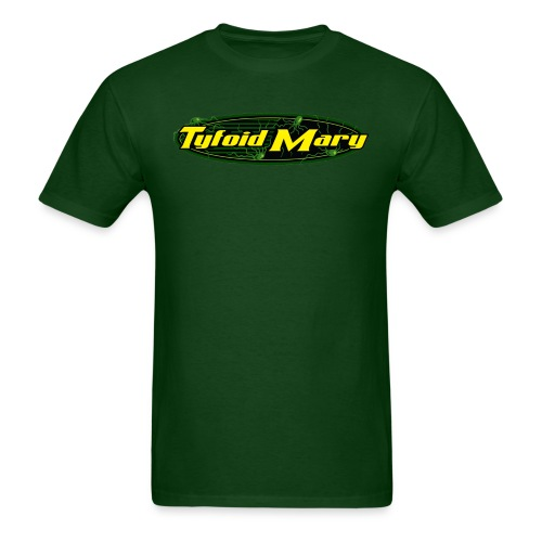 Tyfoid Mary Logo - Mens - Men's T-Shirt