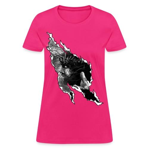 woman Jesus rip Tee - Women's T-Shirt