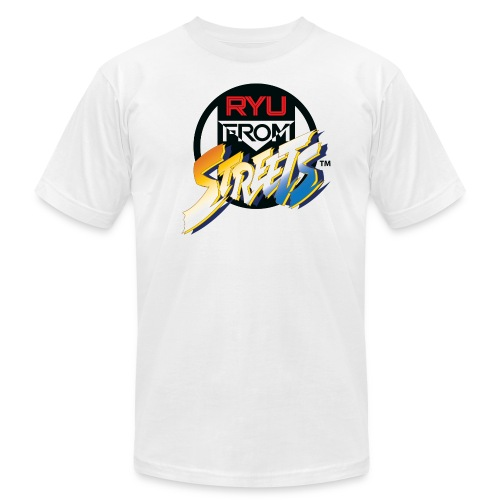 Ryu from STREETS tm - Men's Fine Jersey T-Shirt