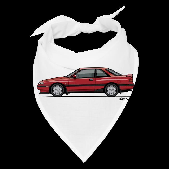 Mazda MX6 GT Red   Bandana