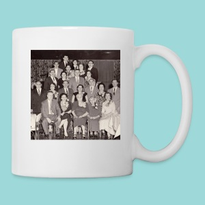 Coffee Mug with photo of second generation of the Fromzaglio Family - Coffee/Tea Mug