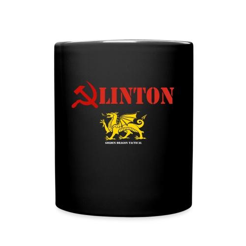 Clinton Golden Dragon - Full Color Mug