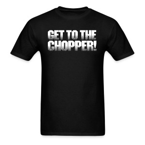 Predator - Get to the Chopper! - Men's T-Shirt