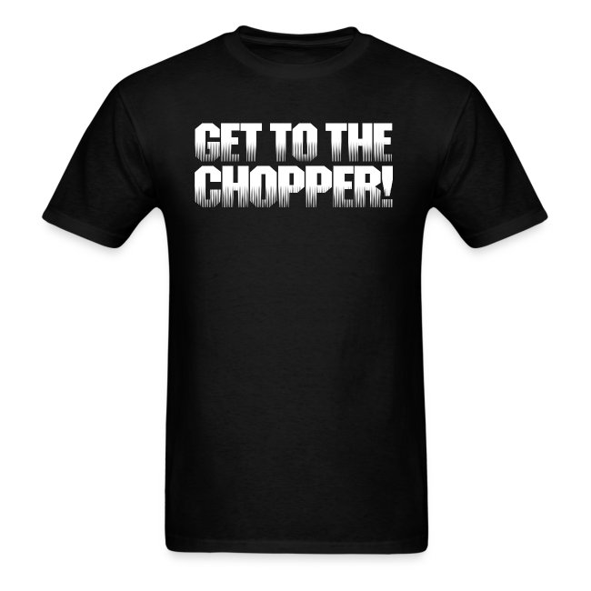 Predator - Get to the Chopper!