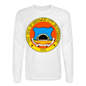 THE N.B EMBLEM  - Men's Long Sleeve T-Shirt
