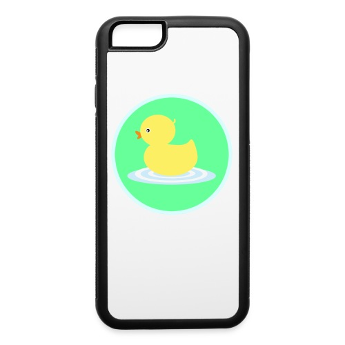 Mister Sqoofey Rubber iPhone Case - iPhone 6/6s Rubber Case