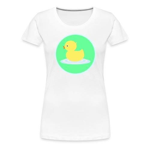 Ladies Mister Sqoofey Shirt - Women's Premium T-Shirt