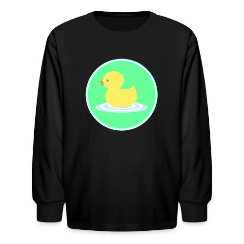 Kids Mister Sqoofey Long Sleeved Shirt - Kids' Long Sleeve T-Shirt