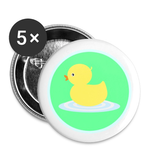 Fun Mister Sqoofey Large Buttons - Large Buttons
