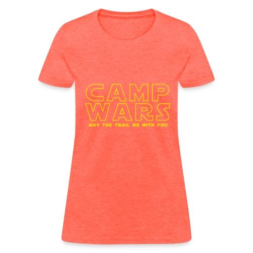 Camp Wars Women's T-shirt - Women's T-Shirt
