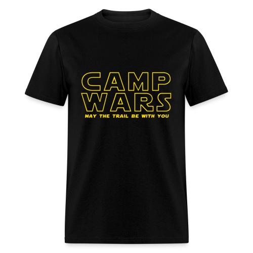 Camp Wars Men's T-shirt - Men's T-Shirt