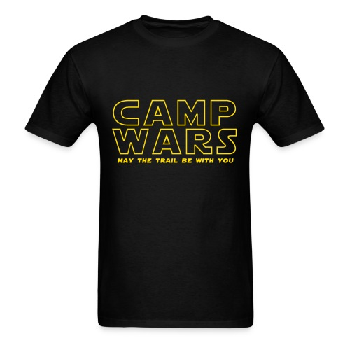 Camp Wars Men's T-shirt - Men's T-Shirt