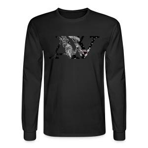 Ambition of a Lion - Men's Long Sleeve T-Shirt