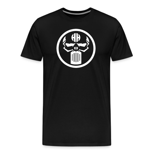 Men's Head Hunter Logo  - Men's Premium T-Shirt