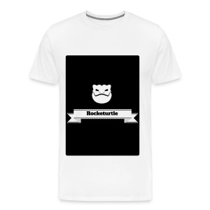 rocketurtle shirt - Men's Premium T-Shirt