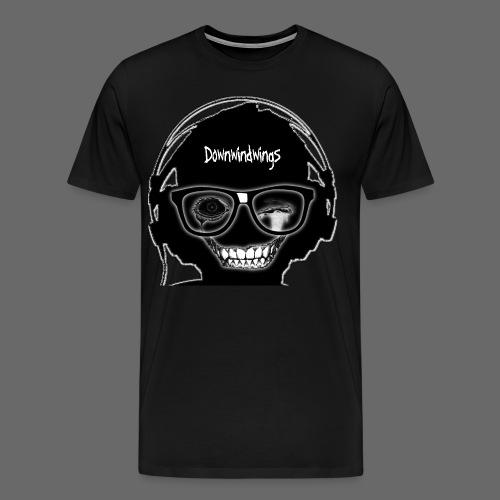 DownWindWings | Pain T-shirt - Men's Premium T-Shirt