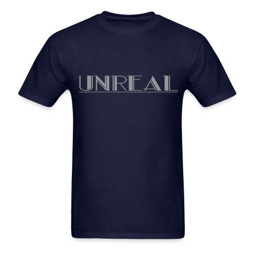 Unreal Designs Formal Tee - Men's T-Shirt