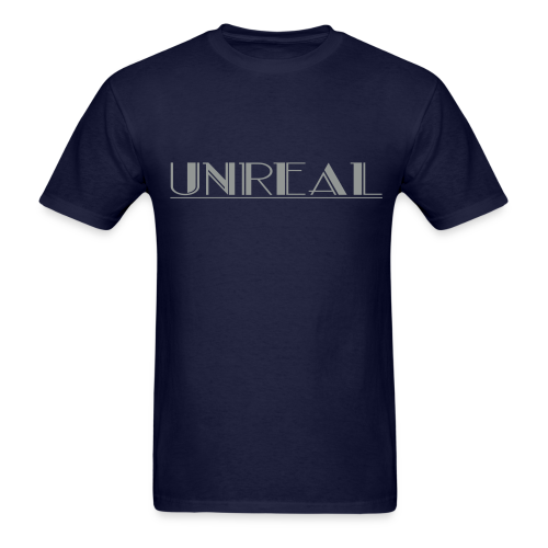 Unreal Designs Formal Tee - Men's T-Shirt