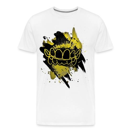 grizzli huh - Men's Premium T-Shirt