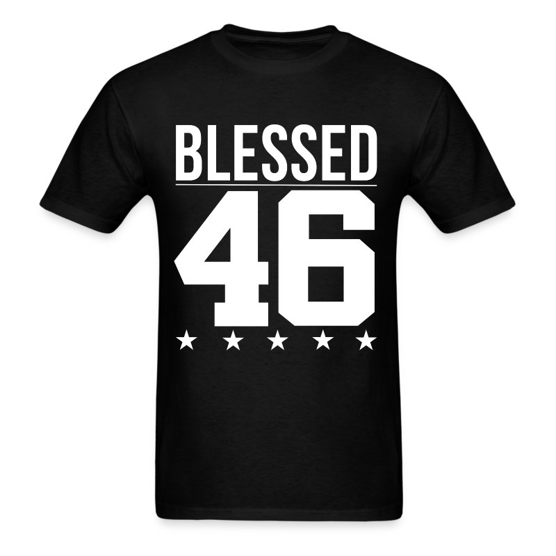 Blessed 1946 bible verse quote birthday greeting t shirt Bible t shirt quotes