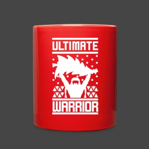 SALE Ultimate Warrior Christmas 2016 Mug - Full Color Mug