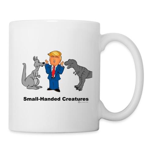 SMALL-HANDED CREATURES: DONALD & FRIENDS - Coffee/Tea Mug