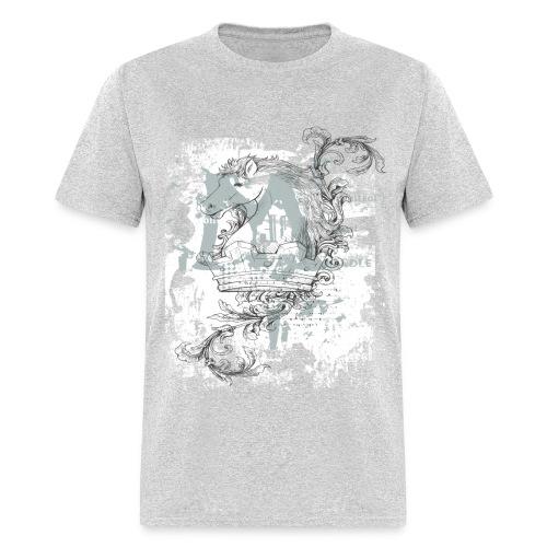 Knight - Men's T-Shirt