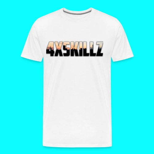 4xSkillz City - T-Shirt - Men's Premium T-Shirt