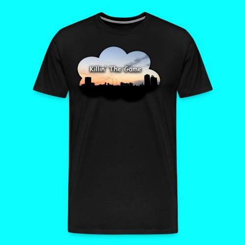 Killin' The Game T-Shirt - Men's Premium T-Shirt