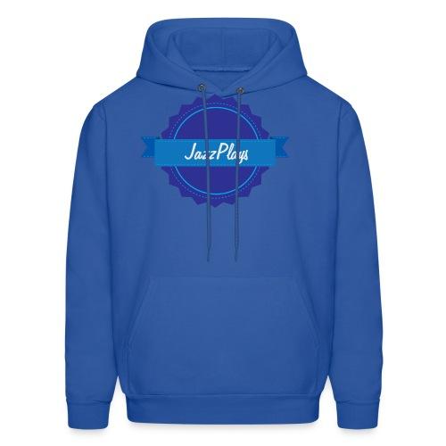 JazzPlays Sweatshirt (solid color) - Men's Hoodie