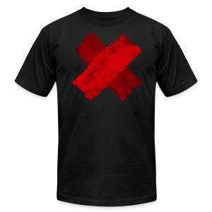 Not Sorry X - Men's Fine Jersey T-Shirt
