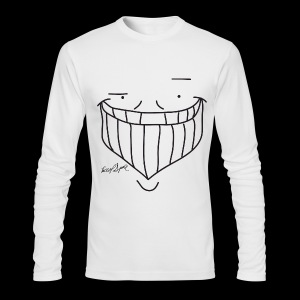 Creep - Men's Long Sleeve T-Shirt by Next Level