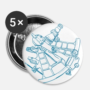 Sextant Buttons - Large Buttons