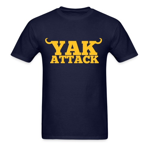 Yak Attack T-Shirt - Men's T-Shirt