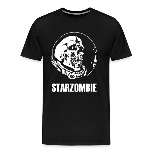 STARZOMBIE Men's T-Shirt - Men's Premium T-Shirt