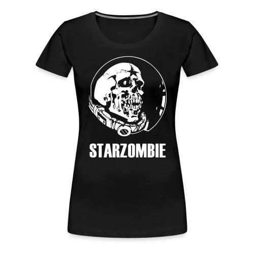 STARZOMBIE Women's T-Shirt - Women's Premium T-Shirt
